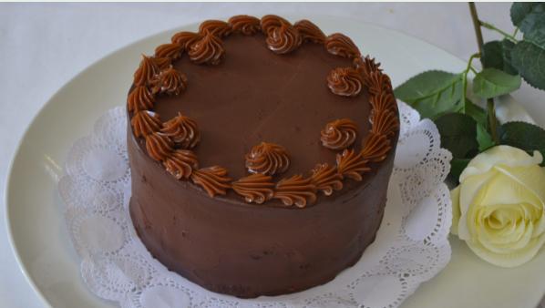 Chocolate manjar