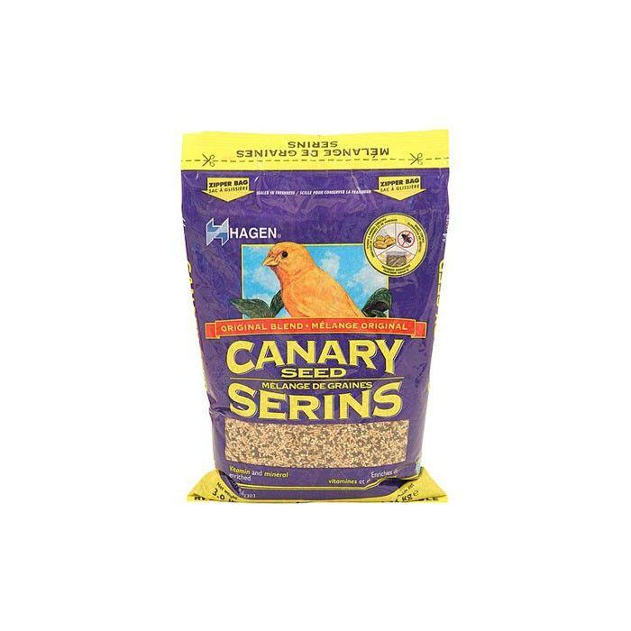 Mezcla semilla canario (vit. y min.)