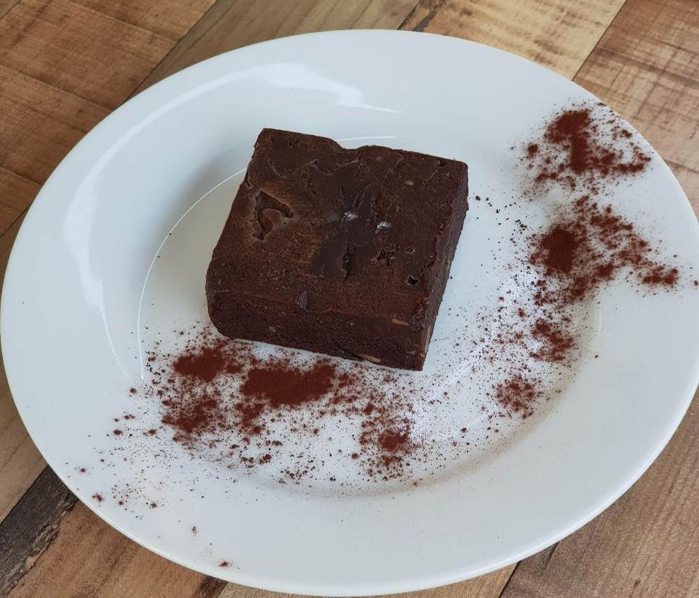Brownie libre de azúcar unidad