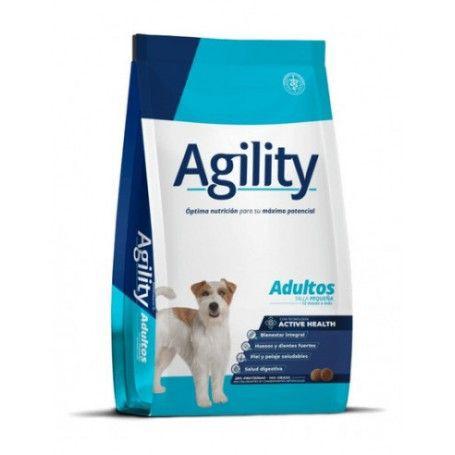 Agility perro adulto small 15kg