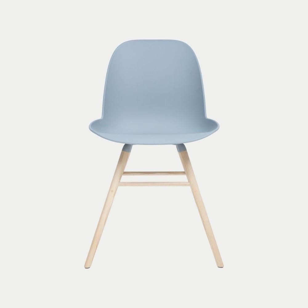 Alberto   silla gris claro
