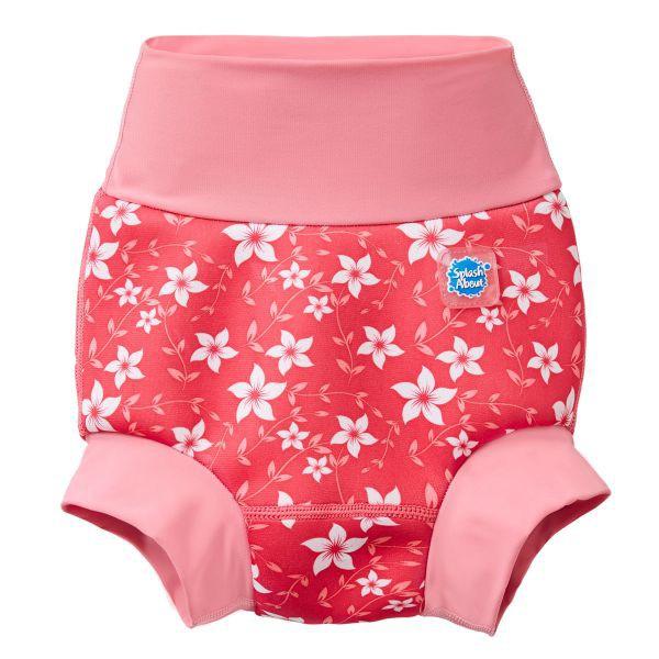Traje de baño happy nappy pink blossom