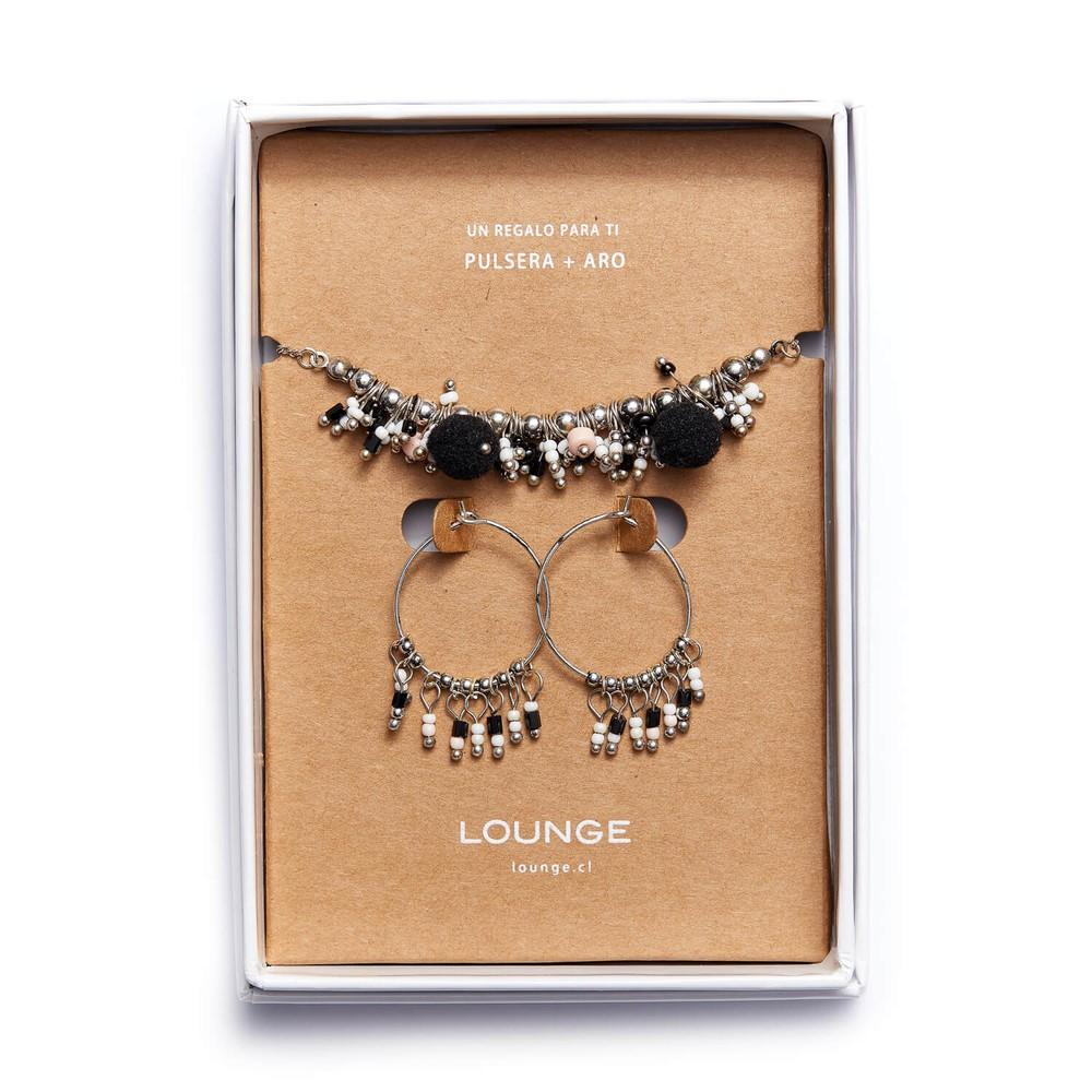 27dee7557e97 Pack de aros y pulsera Kali · Lounge a domicilio · Cornershop