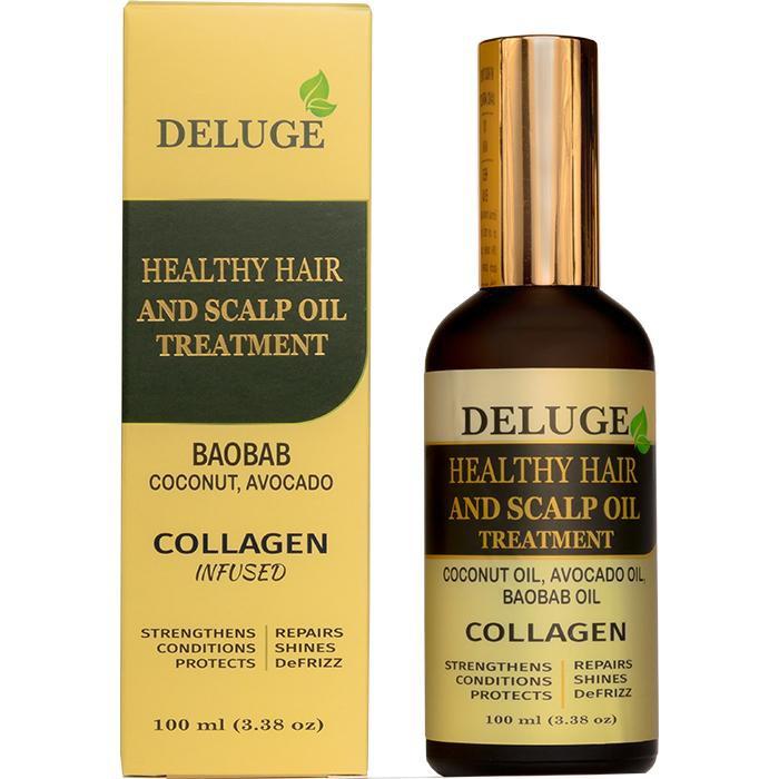 Healthy hair and scalp oil treatment 100 ML