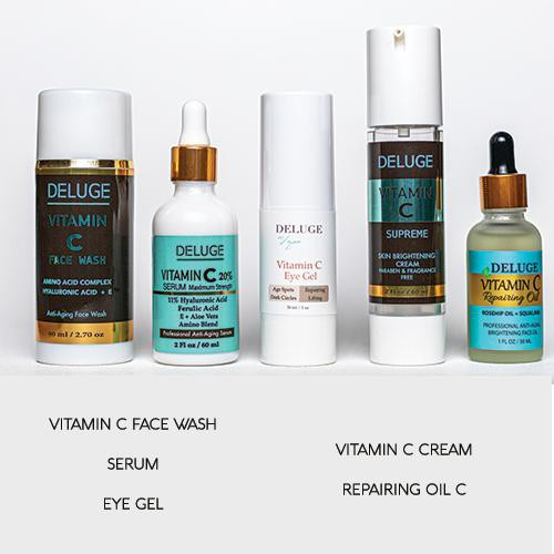 Vitamin c beauty line 1 KIT