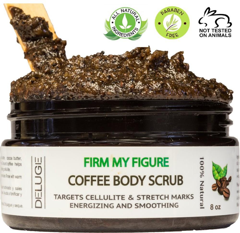 Coffee scrub 8 OZ