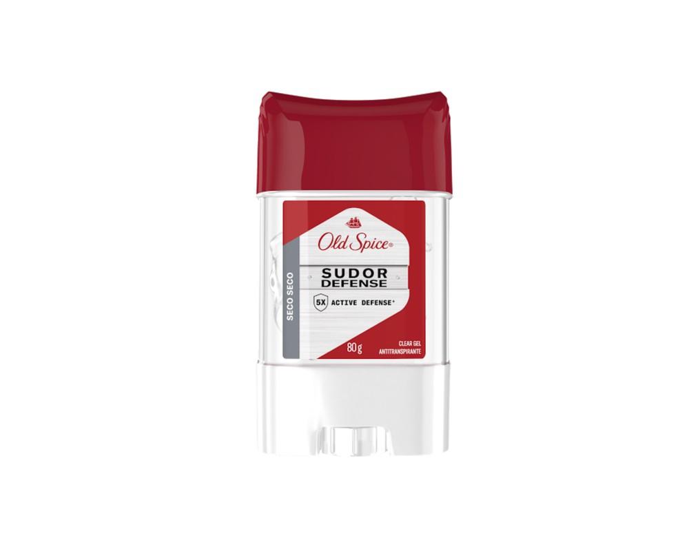 Antitranspirante seco Sudor Defense