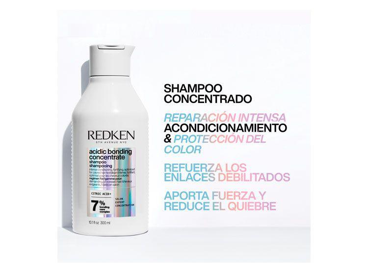 Shampoo acidic bonding concentrate redken