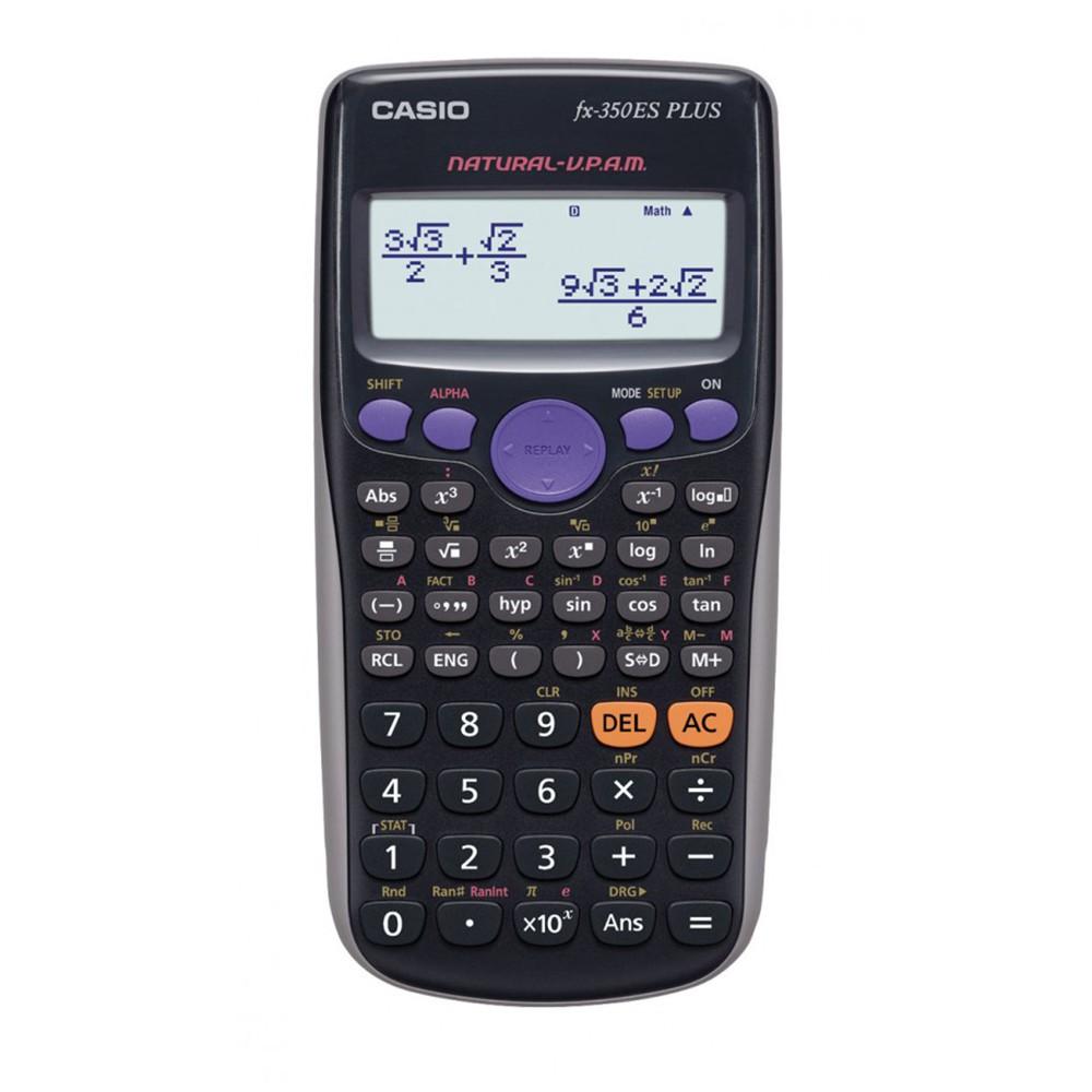 Calculadora científica fx-350 es plus