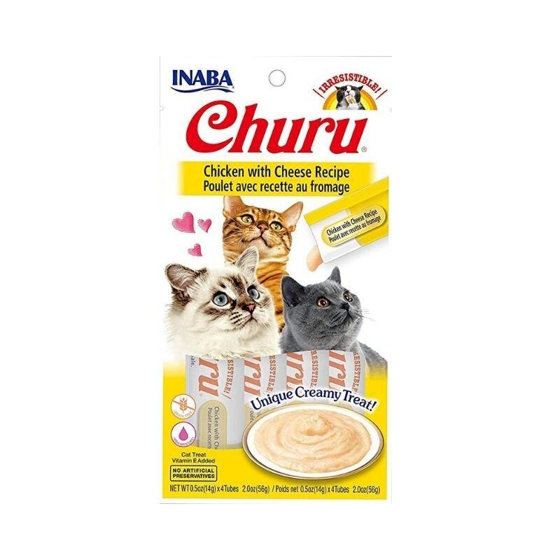 Inaba churu chicken with cheese 56 gr