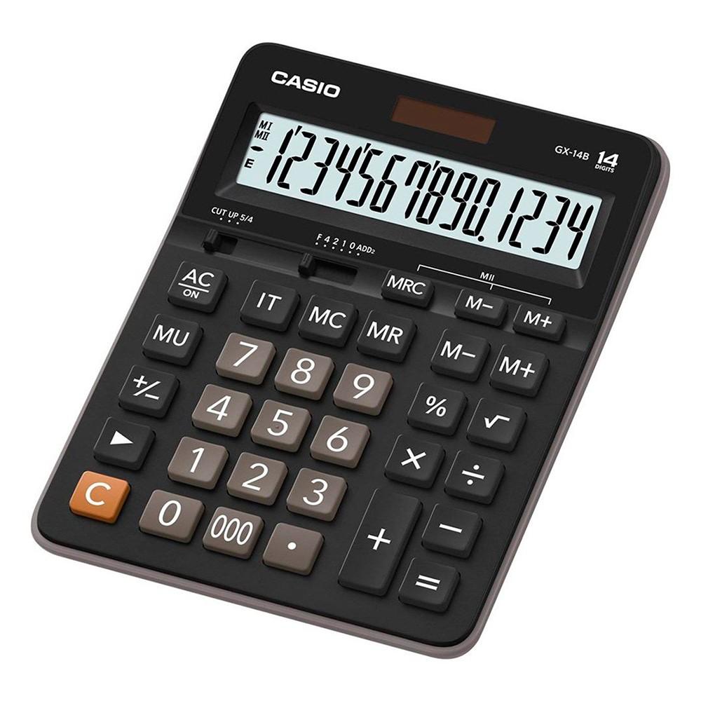 Calculadora escritorio gx-14b