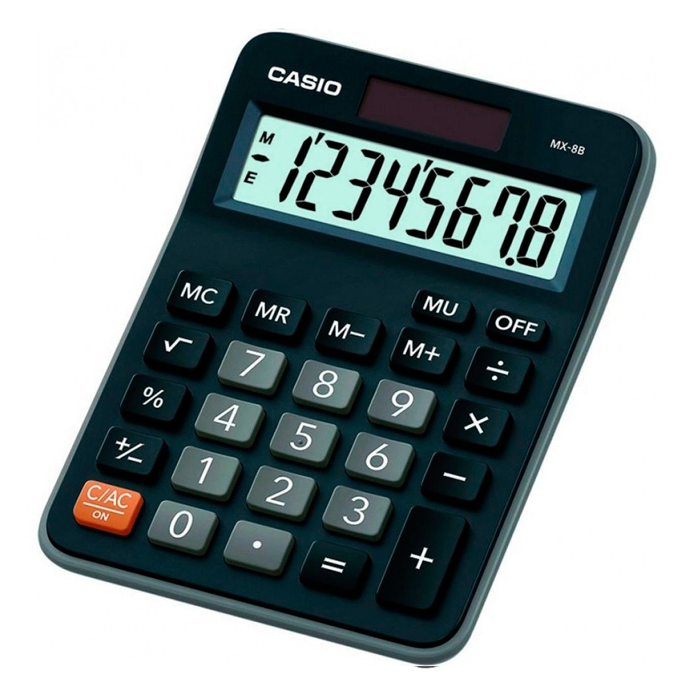 Calculadora escritorio mx-8b