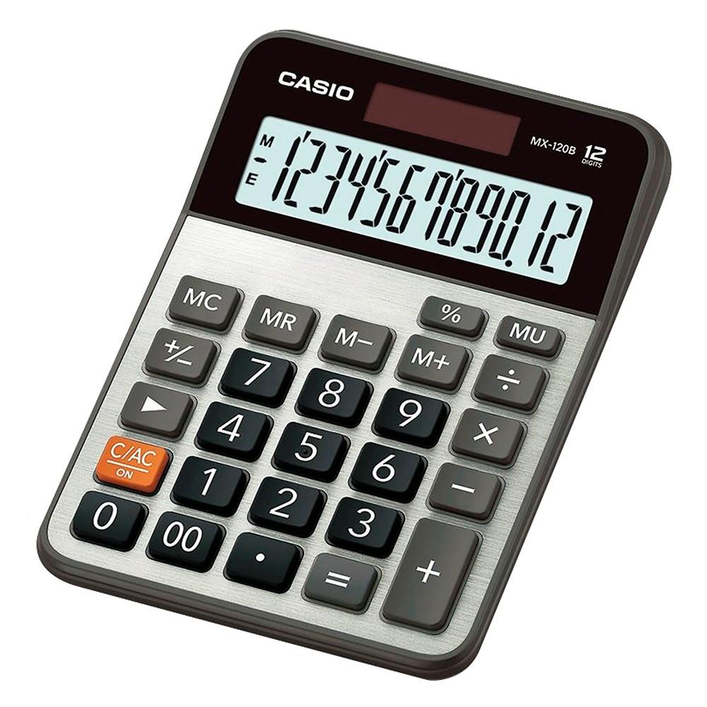 Calculadora escritorio mx-120b