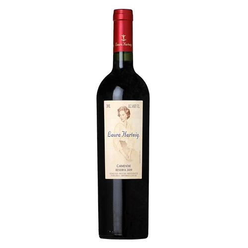 Vino carmenére reserva Botella 750 ml