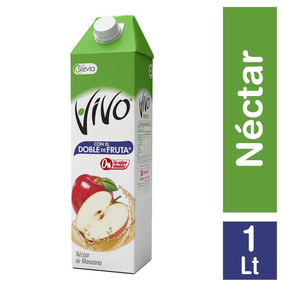 Néctar de manzana sin azúcar añadida