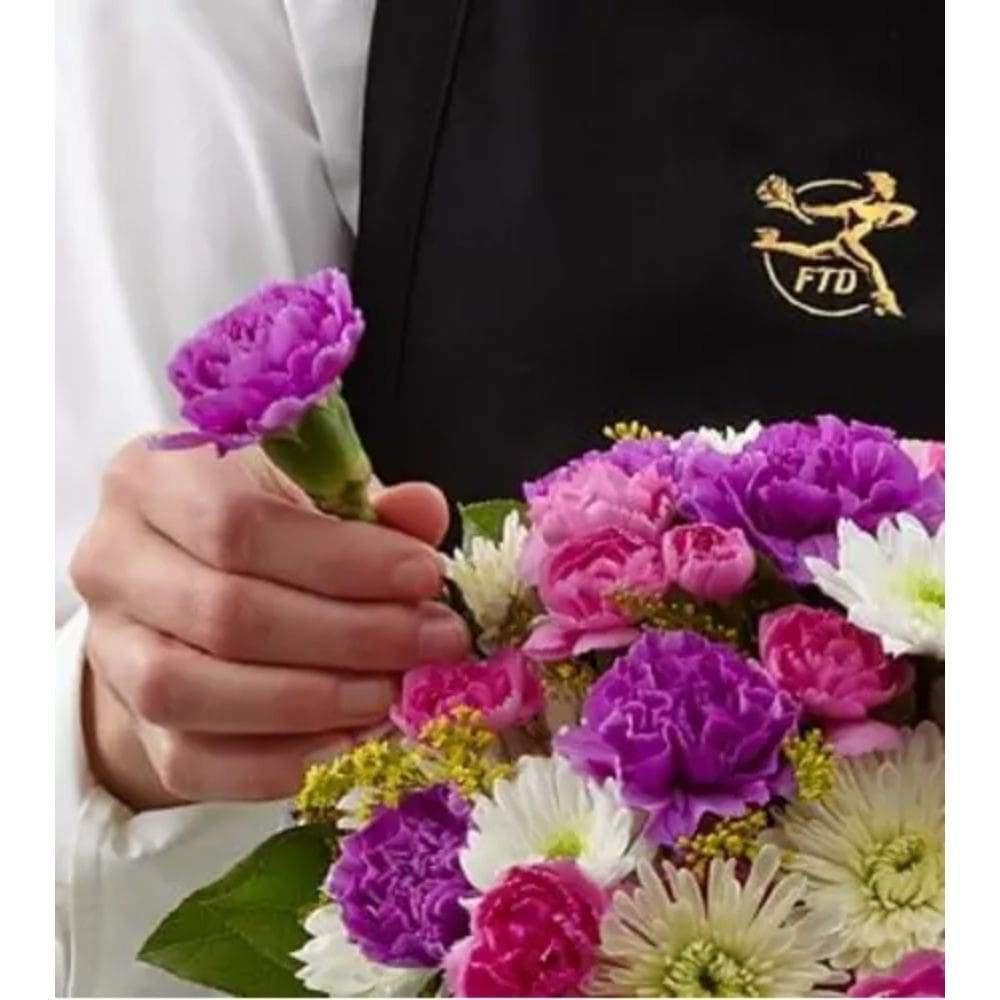 The florist designed bouquet by ftd® - premium size Bouquet