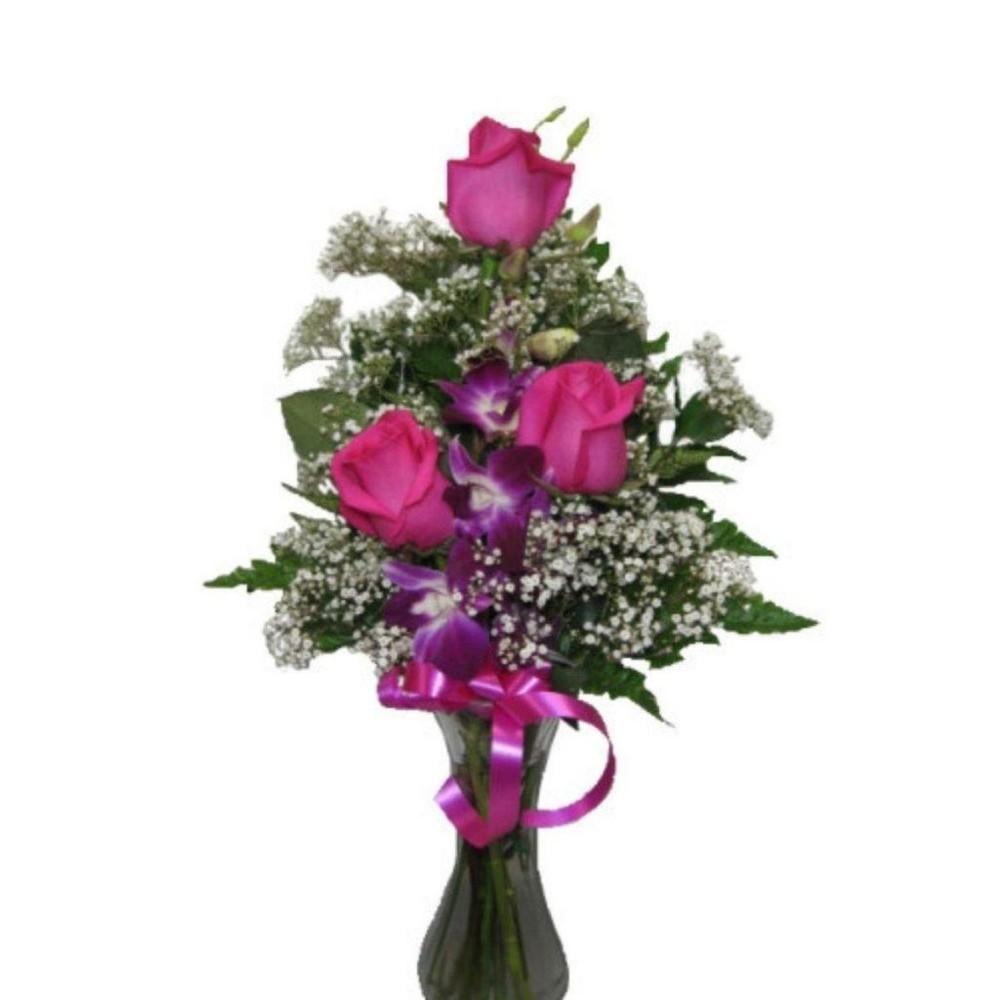 Pretty Pink & Purple - Standard Size