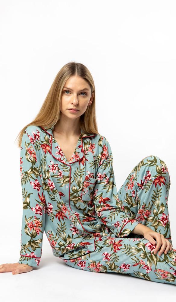 Alessandra flora celeste M