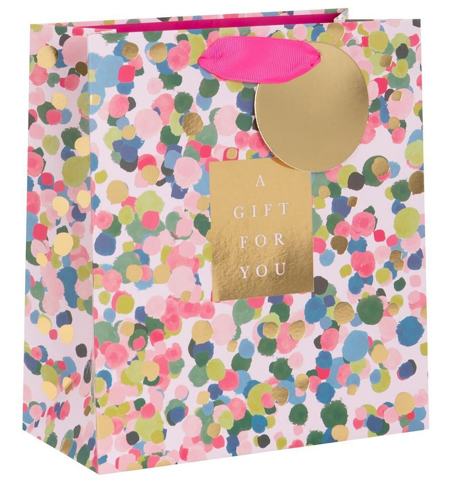 Bolsa regalo mediana - colourful