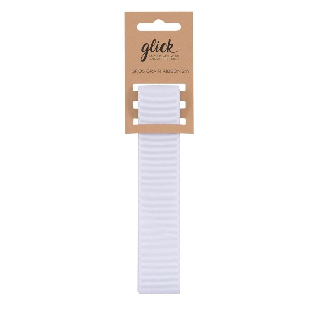 Cinta de género regalo larga white