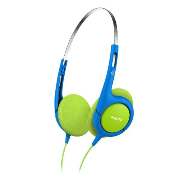 Audífonos Kids SHK1030 Azul/verde