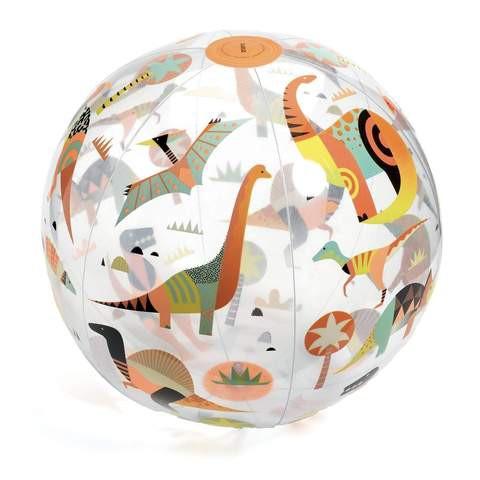 Pelota inflable dinosaurios