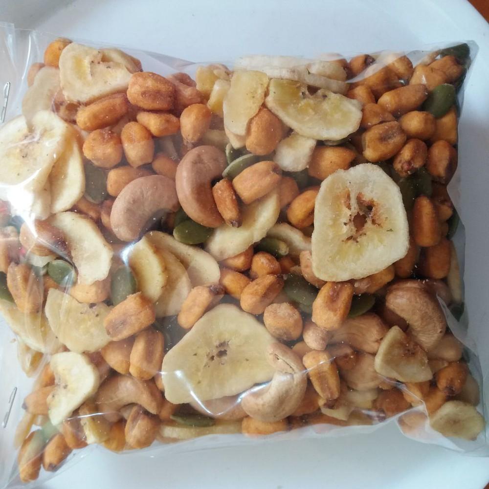 Mix de frutos secos