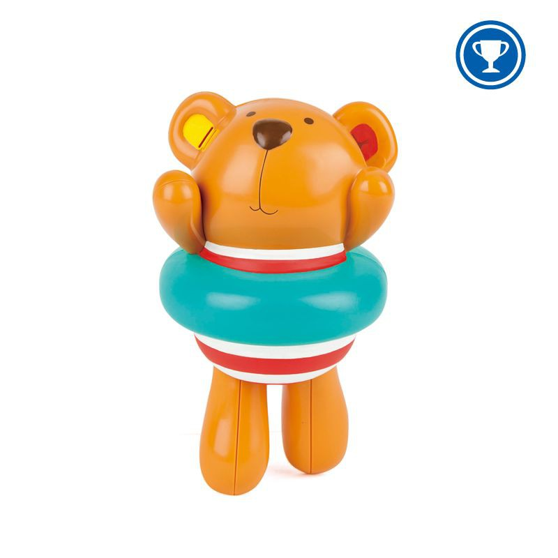 Osito teddy nadador