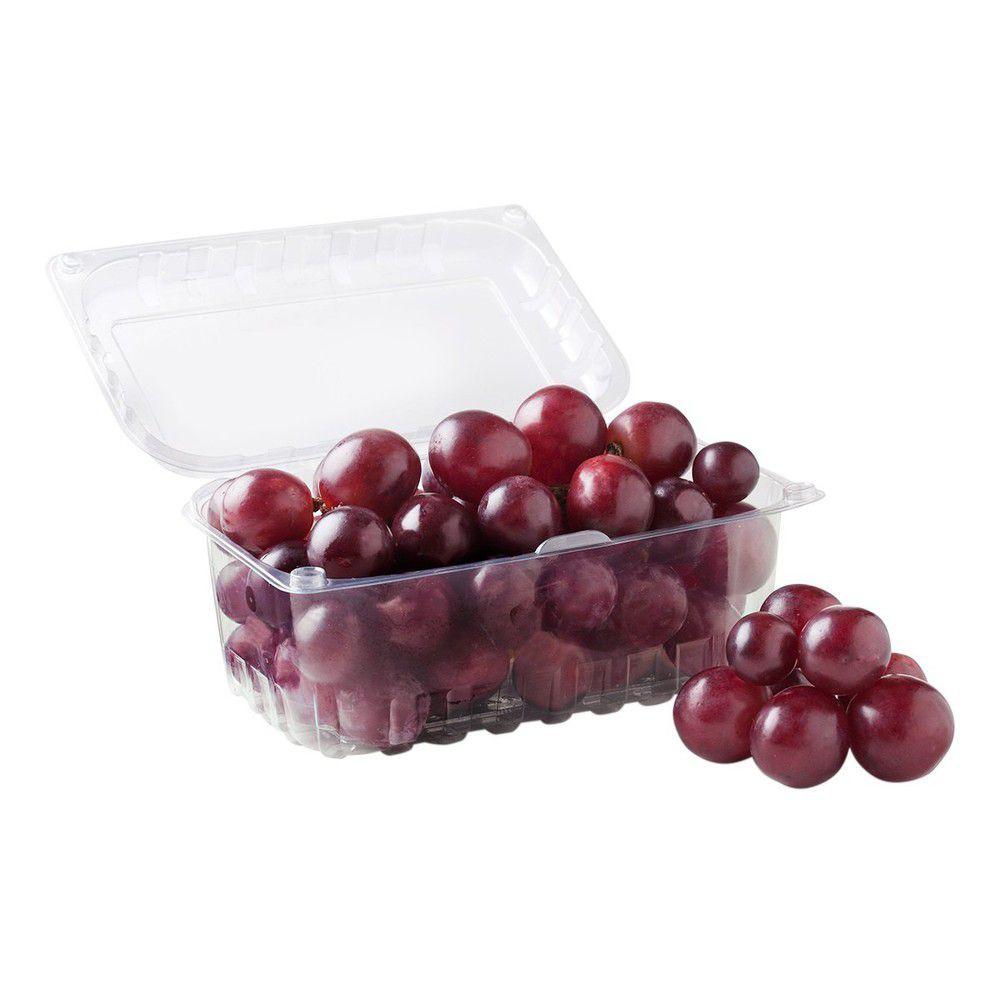 Uva vermelha com semente