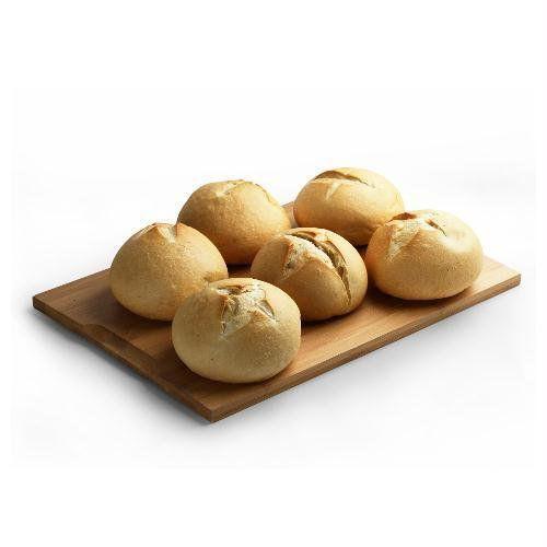 Pão francês amanteigado