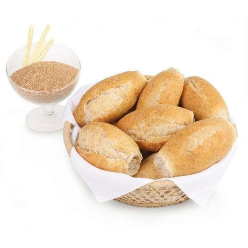 Pão francês com fibra