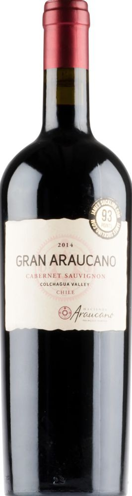 Vinho chileno Gran cabernet sauvignon