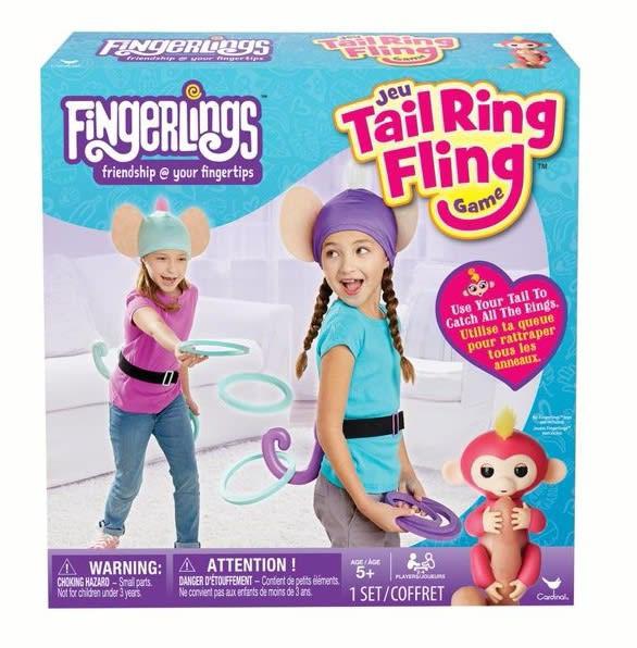 Fingerlings juego de anillos