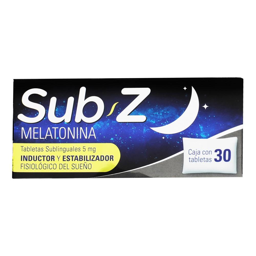 Sub Z tabletas 5 mg