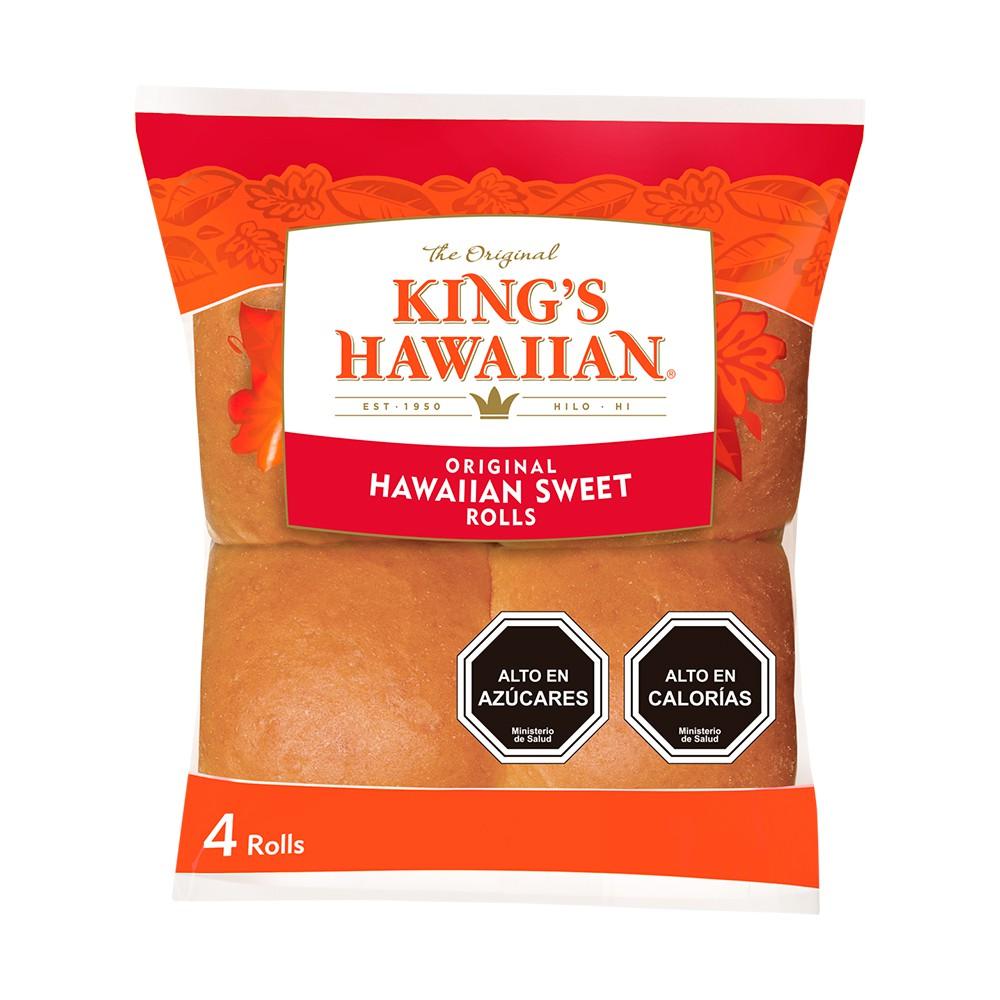 Pan sweet rolls
