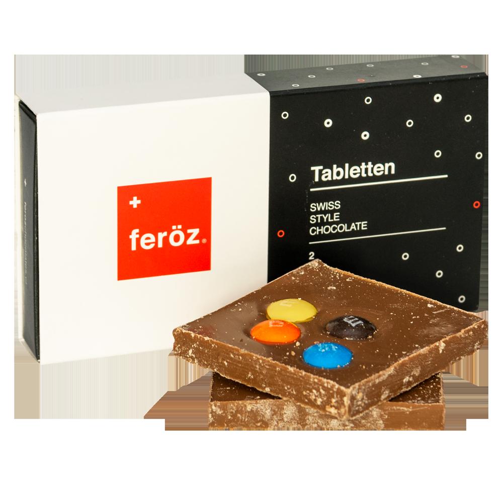 Caja 2 Tabletten - Confetti