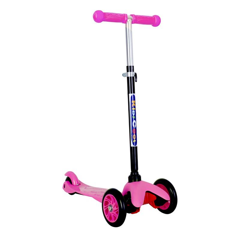 Micro scooter rosado