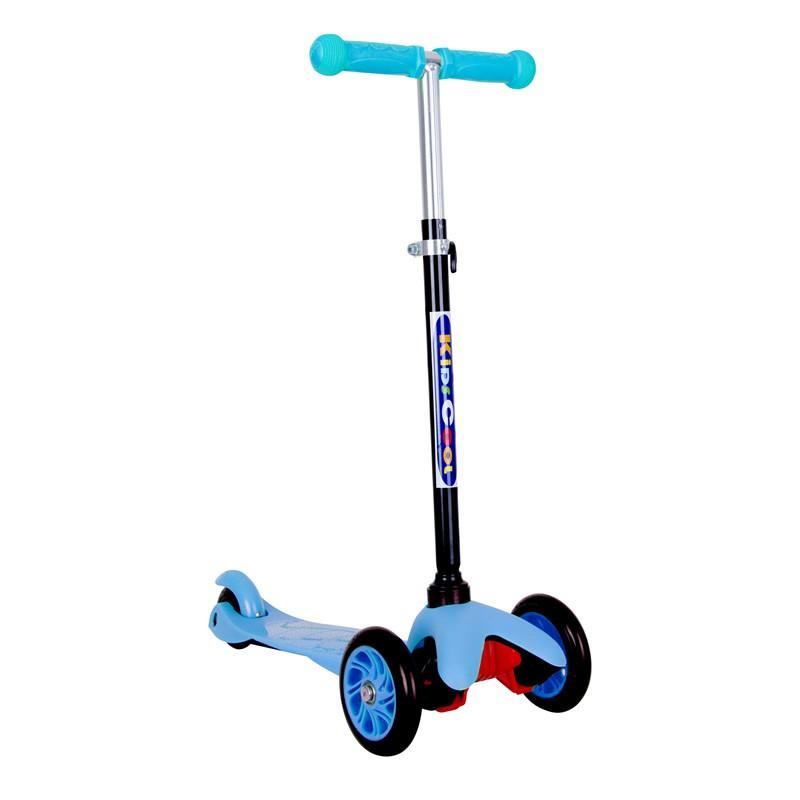 Micro scooter azul