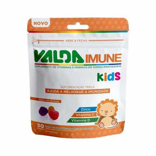 Pastilha imune kids