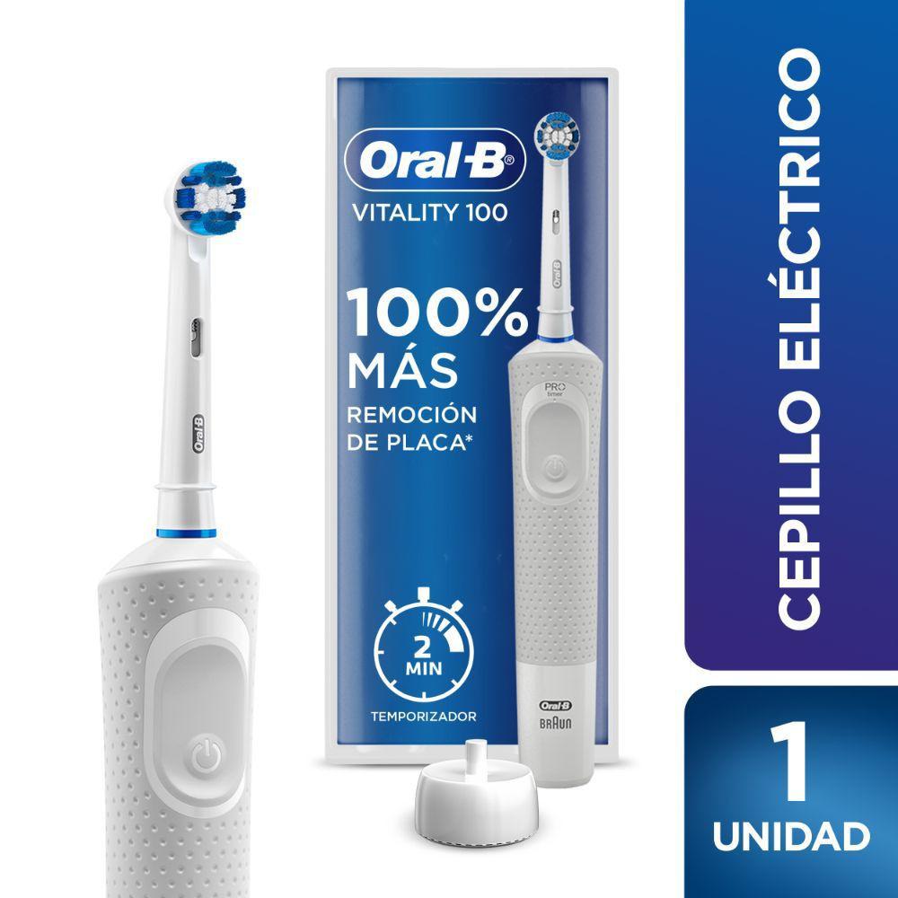 Cepillo dental eléctrico vitality