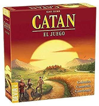 Los Colonos de Catan 3 a 4 jugadores/ 10+