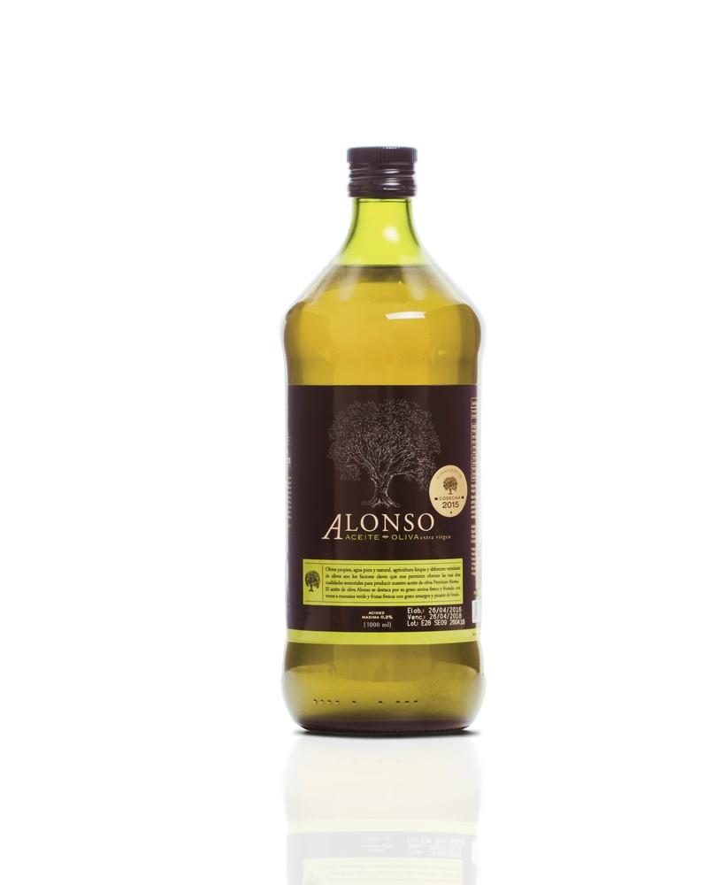 Aceite oliva premium blend