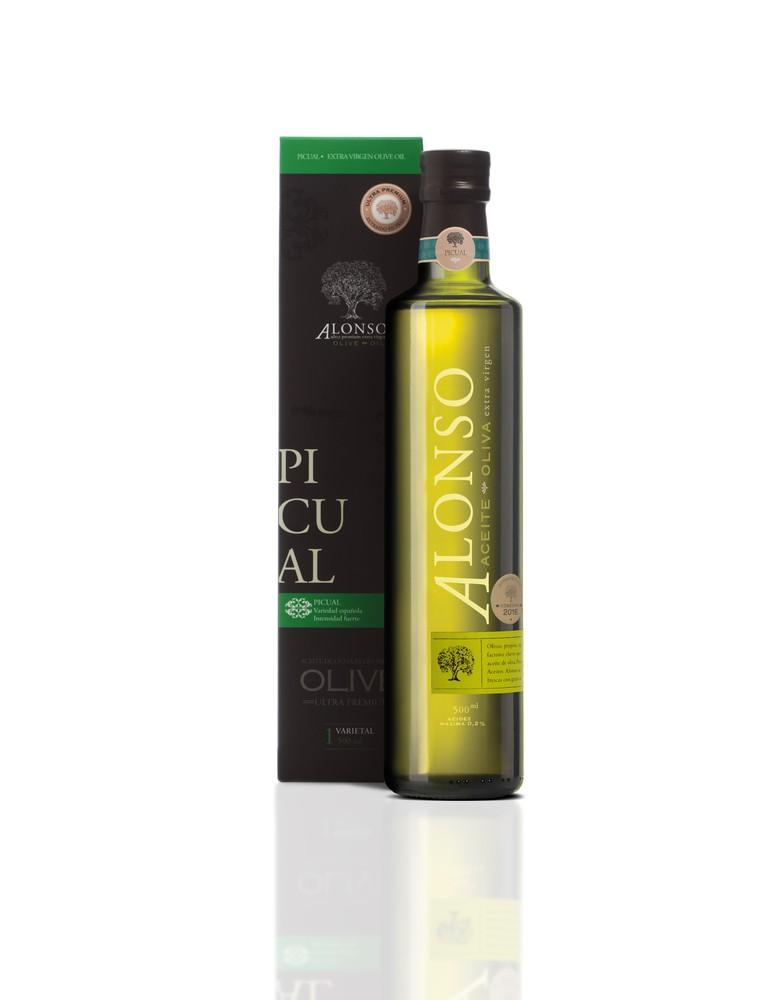 Aceite de oliva picual 500 ml