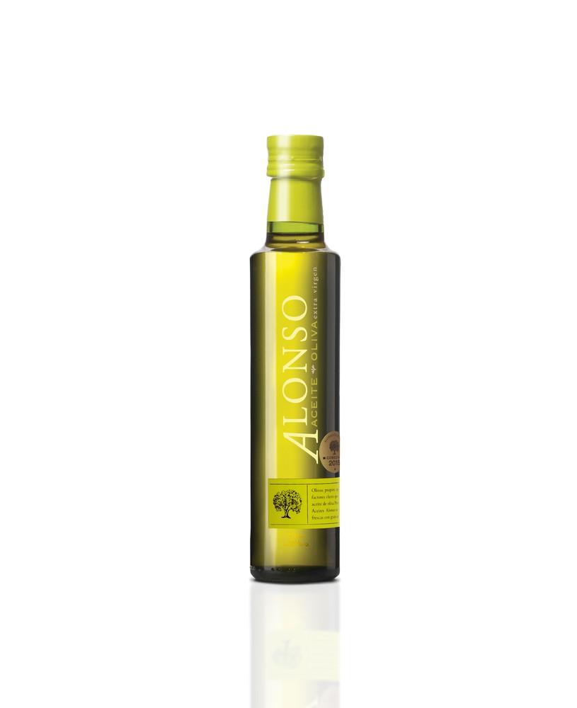 Aceite oliva premium blend 250 ml