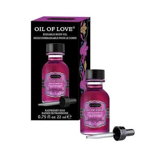 Aceite del amor - frambuesa 22ml