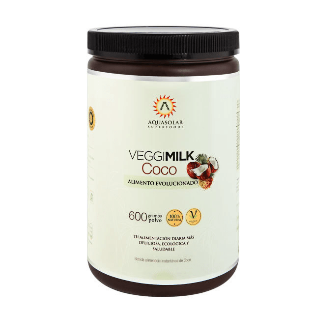 Bebida vegetal Veggimilk coco