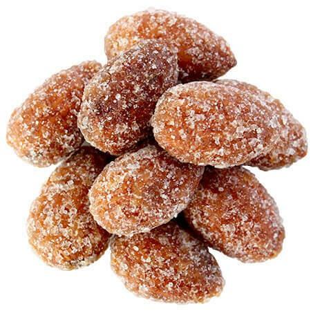 Almonds - honey roasted
