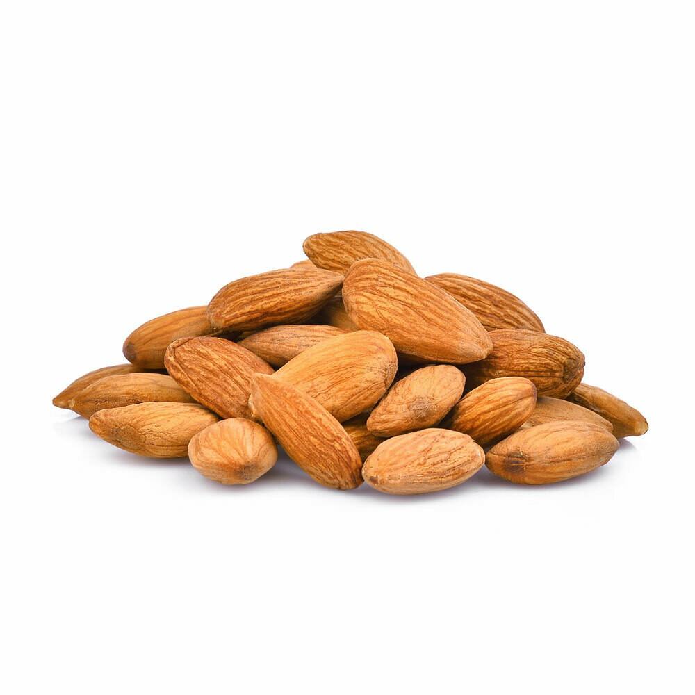 Almonds - raw