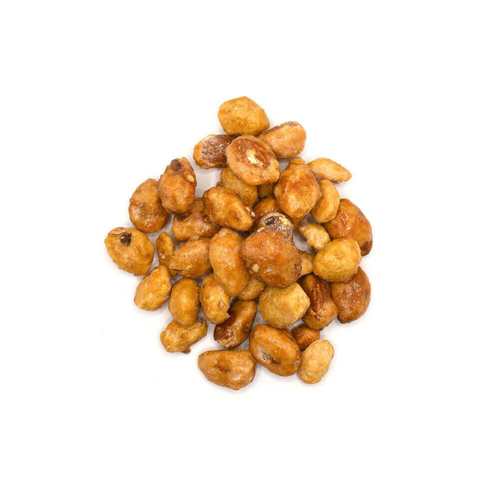 Buttery toffee almonds