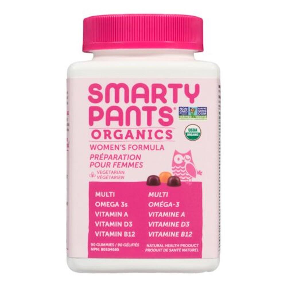 Organic women's formula gummies